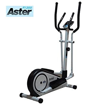 Bicicleta elptica ion fitness aster