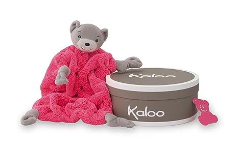 Kaloo Doudou Bear, Neon Pink