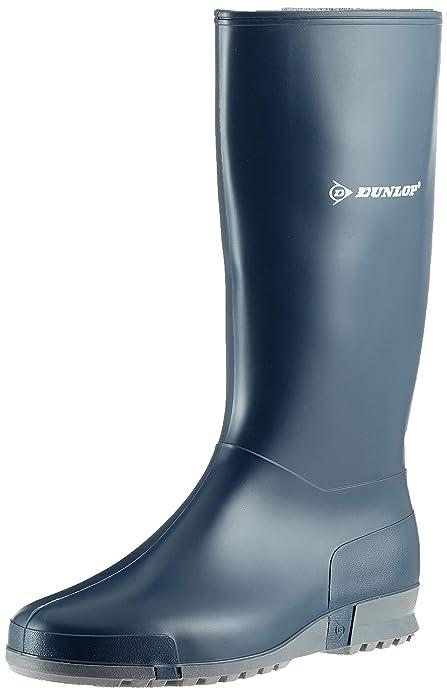Nuevo Dunlop Purofort + completo safety Botas, Sin puntera de acero azul - 32 -