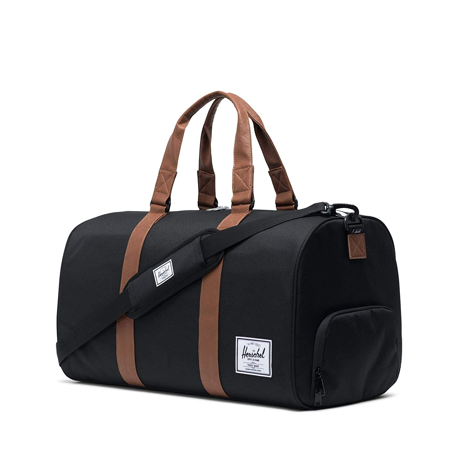 85028fe3c5b0 Herschel Novel Duffel Bag-Black