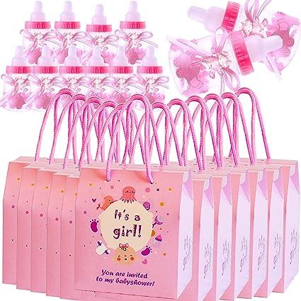 Bolsas De Regalo Para Bautizo.12 Bolsas De Regalo Para Baby Shower Para Bebes Para Fiesta