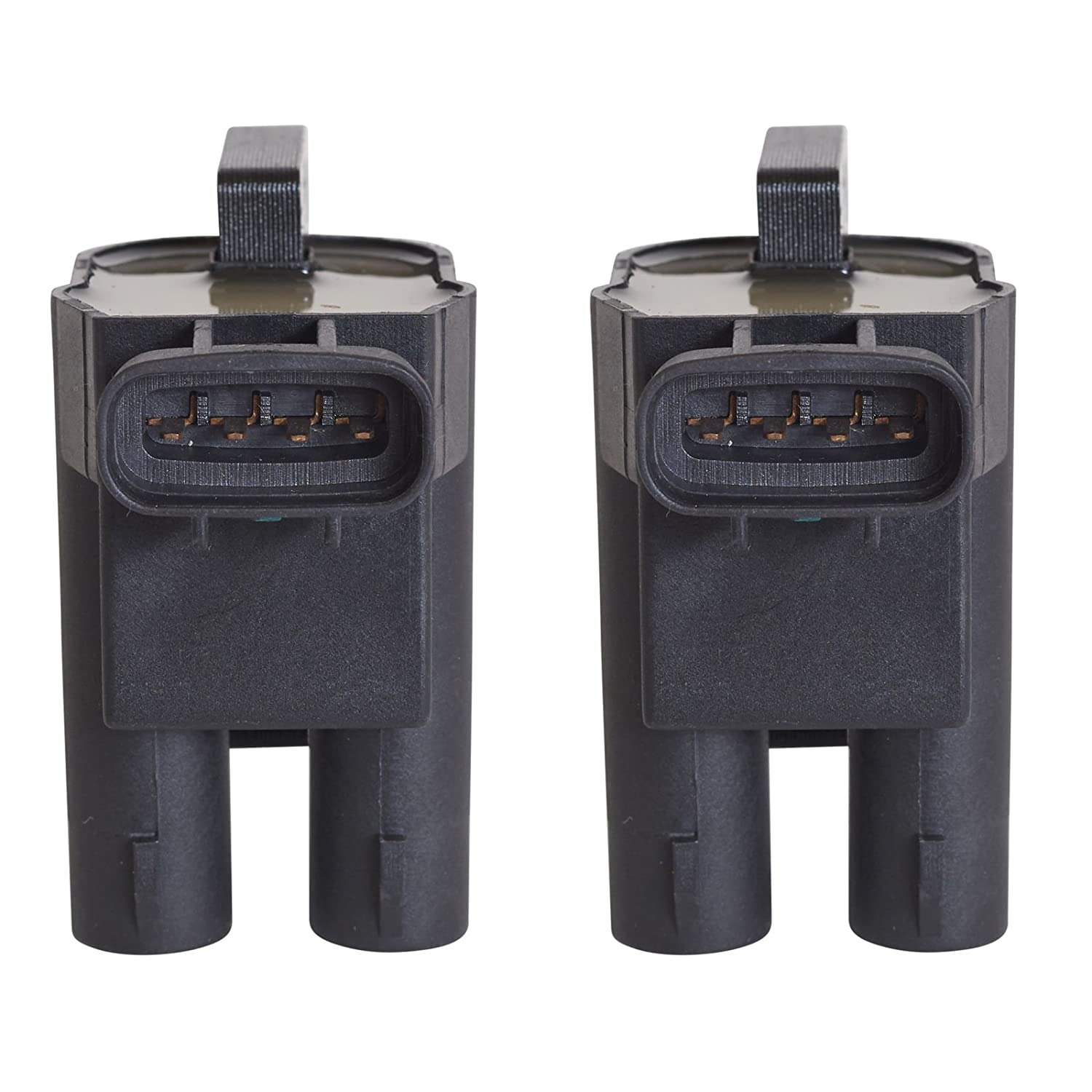 2 pc Ignition Coil Set 1997-2001 Toyota Camry Rav4 Solara Fits UF180 / UF-180 Parts Galaxy