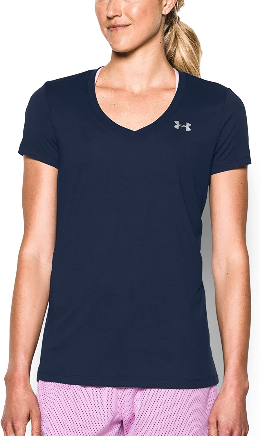 Under Armour Tech Ssv - Solid - Camiseta Mujer