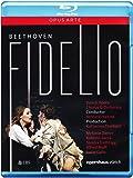 Beethoven: Fidelio (Beethoven: Fidelio Feat.Gallo/ Sacca/ Strazanac) [Blu-ray] [2010] [Region Free]