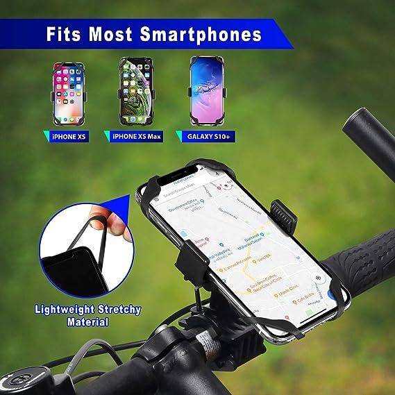 Amazon.com: Insten universal bicicleta de manubrio de moto ...