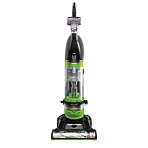 BISSELL Cleanview Rewind Pet Deluxe Upright Vacuum Cleaner, 24899, Green
