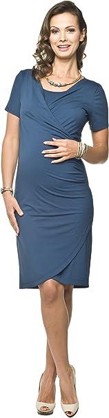 Modell Stillkleid Torelle Maternity Wear 2in1 Elegantes und bequemes Umstandskleid NIMIS