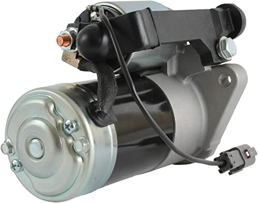 Titan Pmgr; 12-Volt; Cw; 10-Tooth 23300-Zv00A New DB Electrical SMT0442 Starter For Nissan Armada