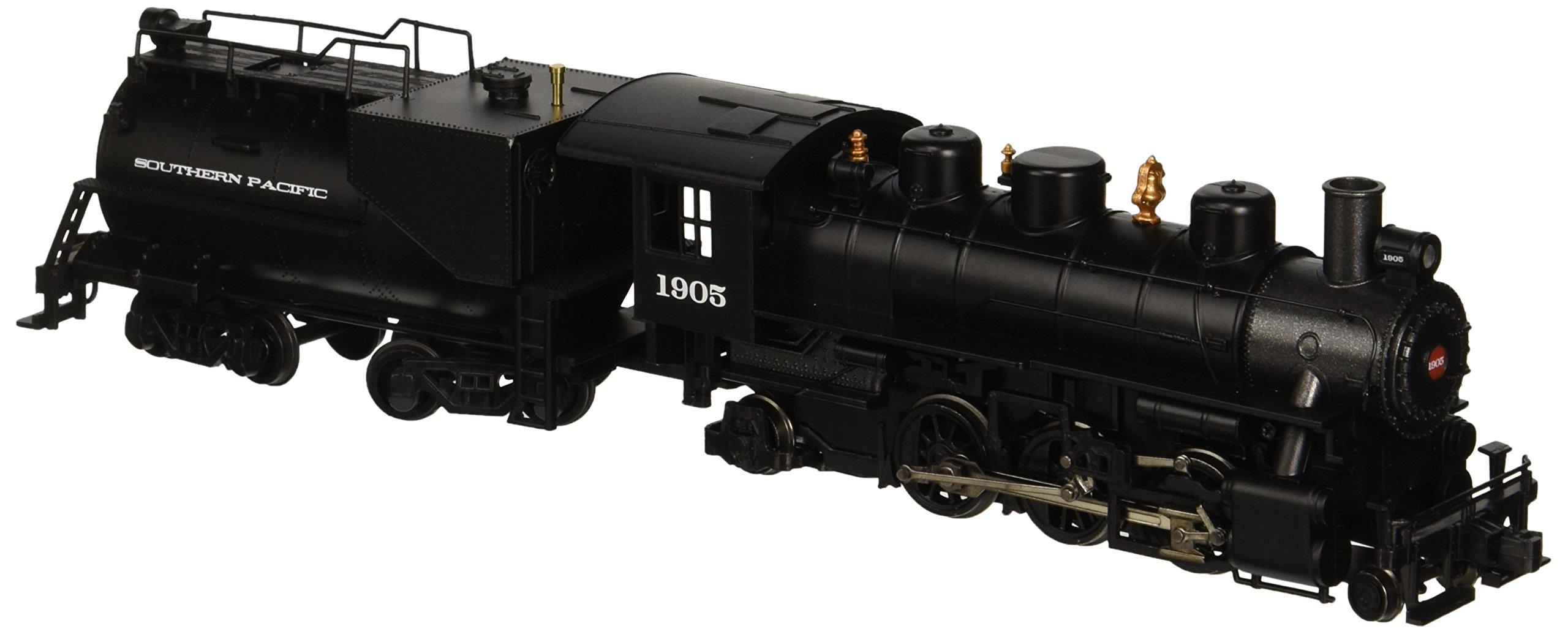 Bachmann Industries Prairie 2-6-2 Locomotive with Smoke & Vanderbilt Tender