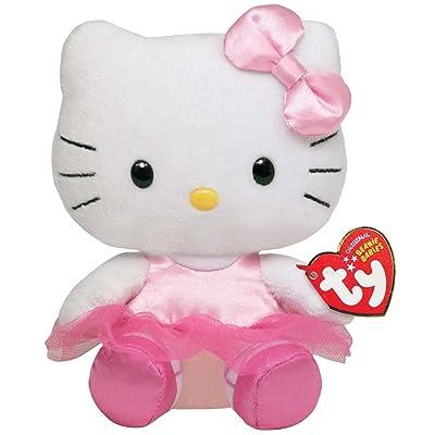 Ty Beanie Baby Hello Kitty - Ballerina: Toys & Games