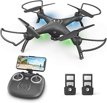Attop Quadcopter Drone with Remote Control