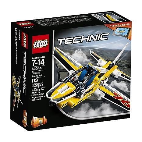 Jet Technic Kit 42044 Display Lego Team Building j5R4ALq3