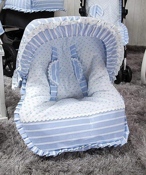 Babyline Oporto - Colchoneta para silla grupo 0, color azul ...