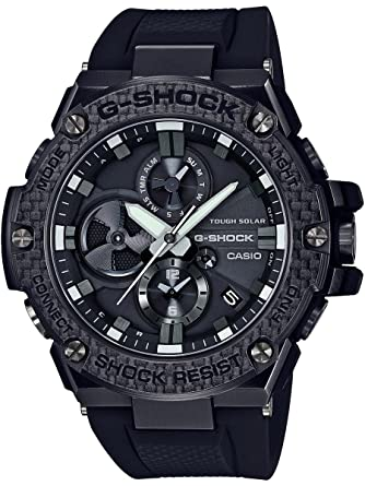 afb575d24c77 Image Unavailable. Image not available for. Color  Men s Casio G-Shock G- Steel ...
