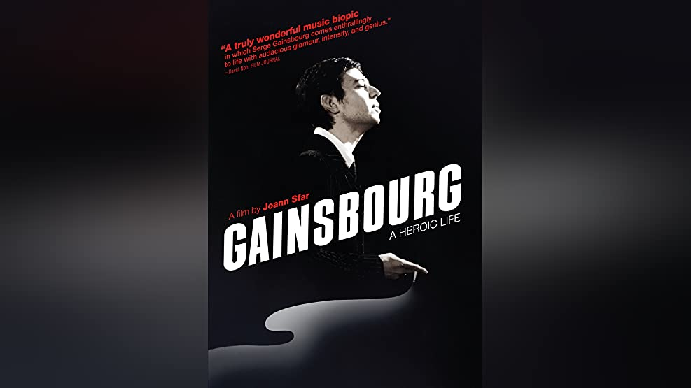 Gainsbourg: A Heroic Life (English Subtitled)
