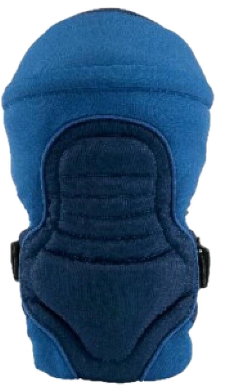 TUJHGF Sommer Atmungsaktiv Multifunktional Baby Träger,Blau