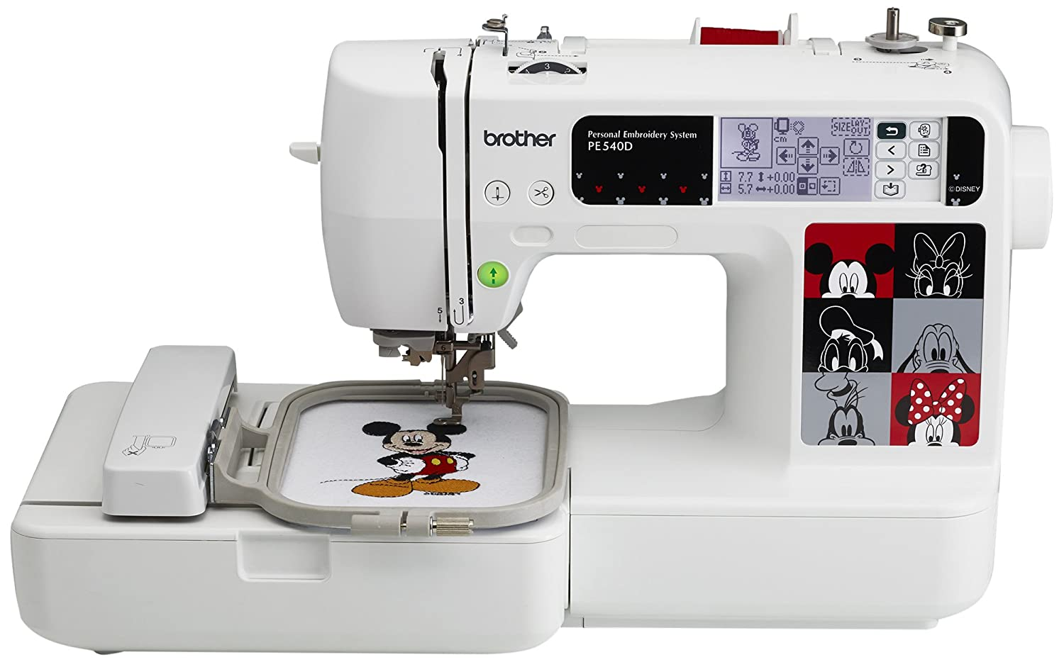 The Best Embroidery Machine 2