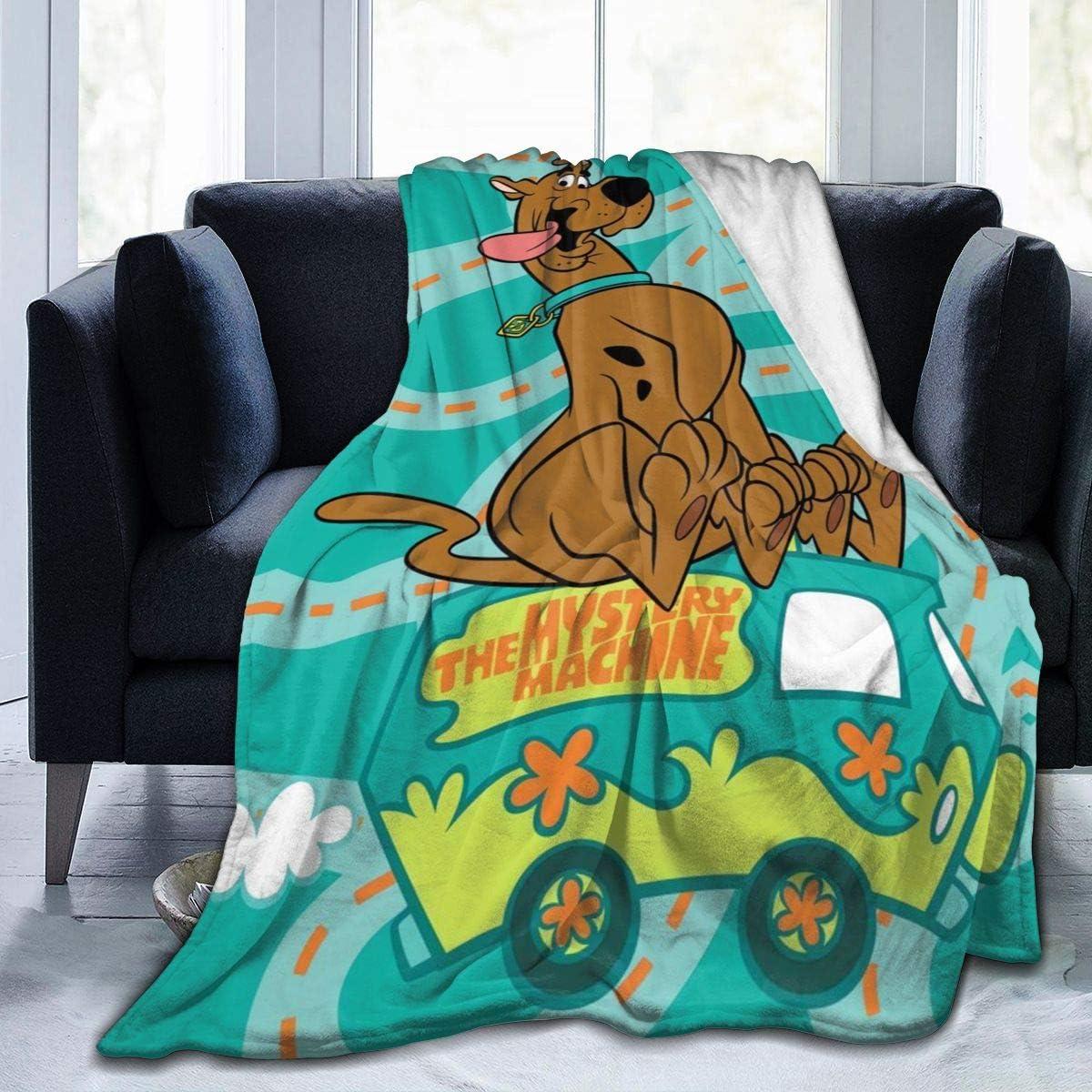 Scooby-Doo Throw Blanket