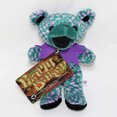 Grateful Dead Bean Bear Pearly Baker Teddy Bear: Toys & Games