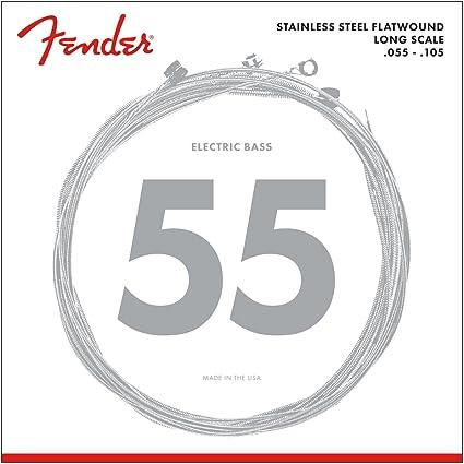 50 75 95 110 Rotosound Jazz Bass Jeu de cordes pour basse Monel Filet plat Tirant heavy