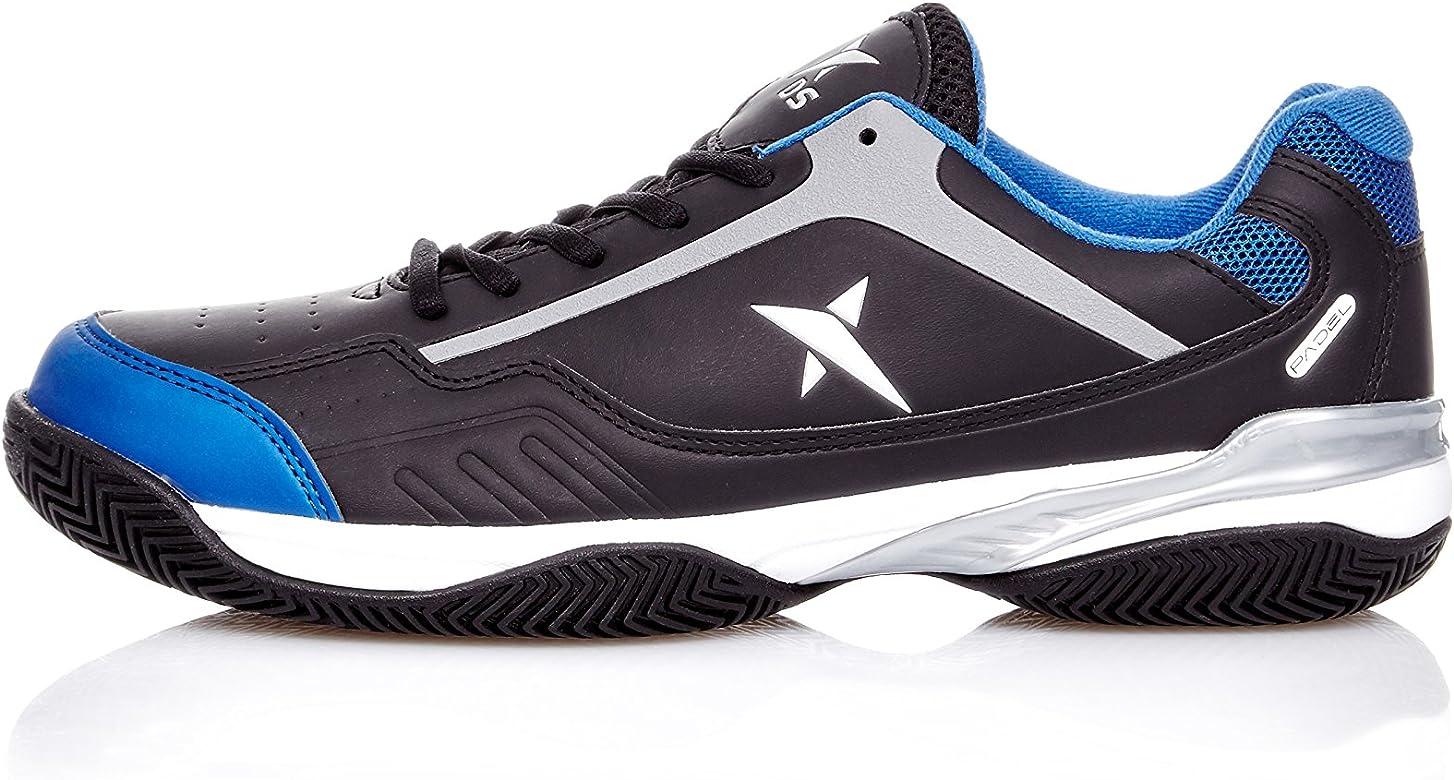 DROP SHOT Zapatillas Concep Negro EU 43: Amazon.es: Zapatos y complementos
