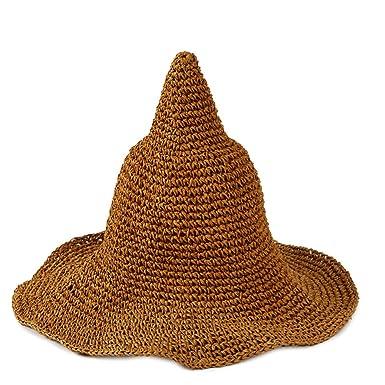 Sun Hats Hats Women Korean Version of Lafite in The Summer Straw hat  Foldable e376b08f361