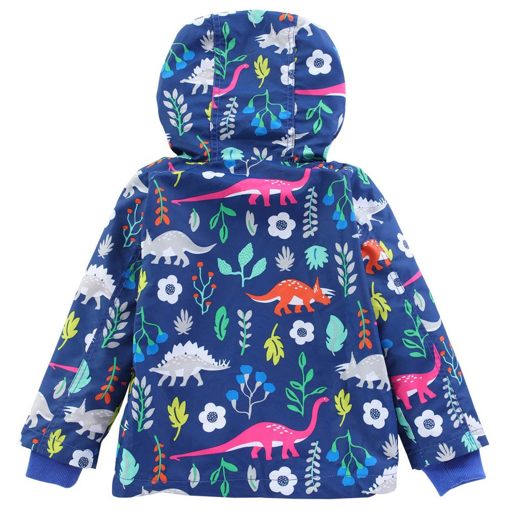 edda185f4bc1 Zerototens Spring Summer Thin Coat for Girls 2-8 Years Old