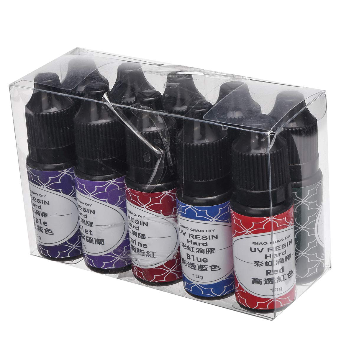 ChaRLes Epoxy UV-Harz Färbung Färbung Färbung Farbstoff Farb-Pigment für DIY-Mix 13 Farben MSDS B07K31B1SD | Ausgezeichnet (in) Qualität  937b2c