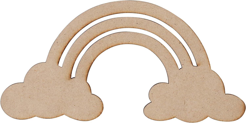 motifs assortis Navigation Themed DE LA MAISON /24-pack pi/èces en bois Bois brut D/écoupe/ d/écoration de f/ête bois formes pour Craft projets de bricolage en bois