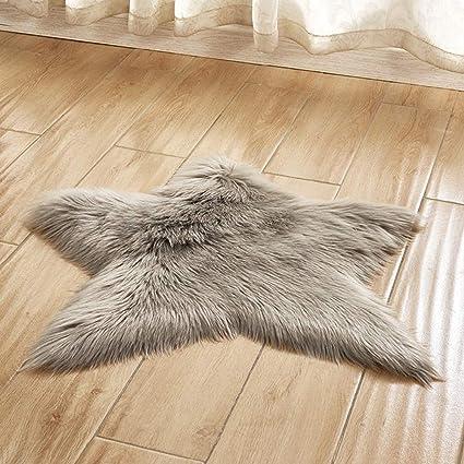 Activity & Gear Baby Playmats Wool Imitation Sheepskin Rugs Faux Fur Bedroom Shaggy Carpet Window Mats Livingroom Decor Sofa Office Mats