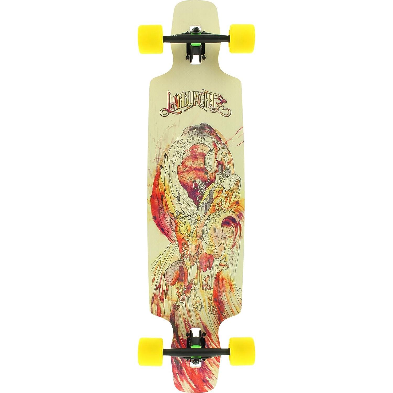 激安の Landyachtz 2015 Drop Waves Carve 40 Waves Complete 40.35 Longboard Landyachtz Skateboard - 9.3 x 40.35 by Landyachtz B00W9MFPH0, つや髪美肌研究SHOP:63854fa1 --- a0267596.xsph.ru