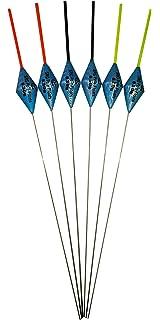 0.1g // 0.2g // 0.3g // 0.4g SRG Pole Floats SRG005 Pack of 6 x Pole Floats Chianti Nitinol choose from
