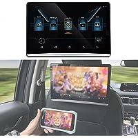 """Dvd Player de apoio de cabeça de 12,5""""Android 9.0 Universal,Telas de encosto de cabeça para carros,Suporte para sistema…"""