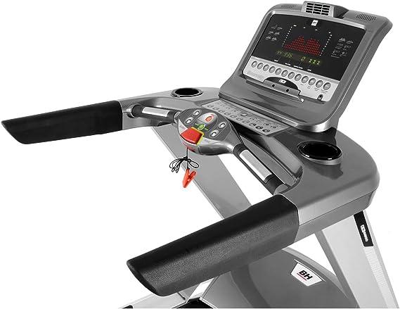 BH Fitness LK6600 TREADMILL G660 Cinta de correr: Amazon.es ...