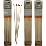 """Extra Heavy Duty Long Safety Matches 
