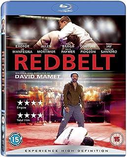 Amazon.com: Redbelt (+ BD Live) [Blu-ray]: Chiwetel Ejiofor ...