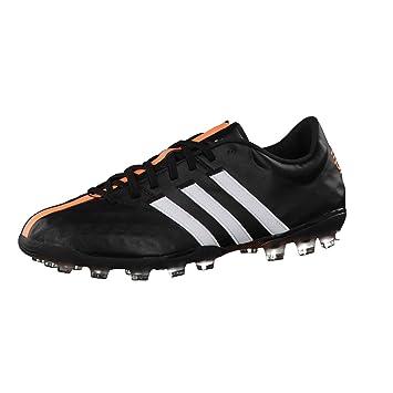 adidas Performance 11 PRO AG M Zapatillas de Futbol Soccer Cuero Negro para  Hombre c512169aa6acc