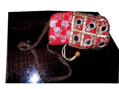 Amazon.com: Bolsa de regalo tradicional para bodas y fiestas ...