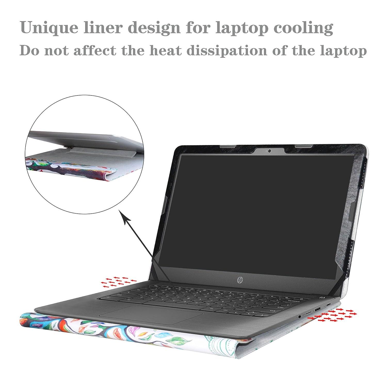 Amazon.com: alapmk – Funda protectora para portátil HP de 14 ...