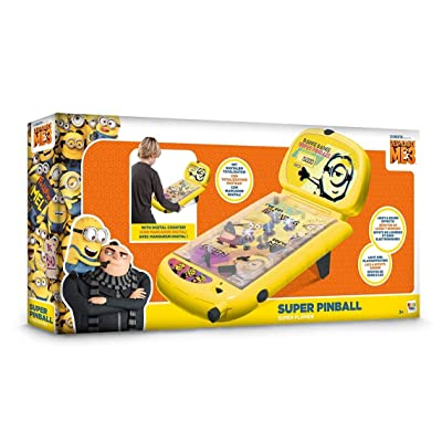 IMC Toys 375062 - Minions GRU Super Pin-Ball