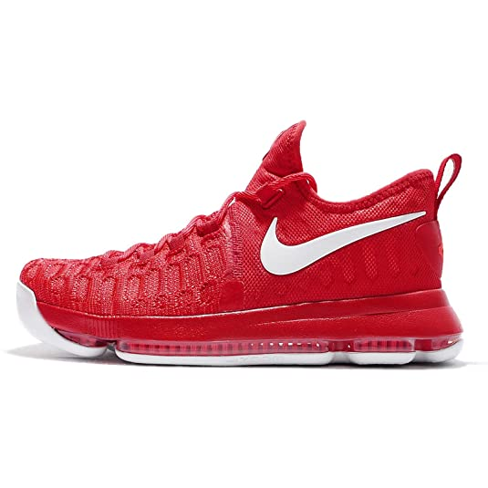 56e699d04690 ... low cost amazon nike mens zoom kd 9 ep university red white 8.5 m us  basketball