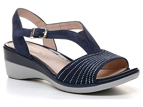 Stonefly 210846 sandali donna: amazon.it: scarpe e borse