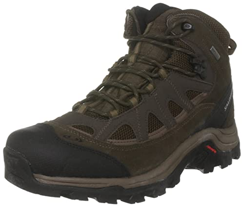 SALOMON Salomon authentic gtx zapatillas trekking hombre: SALOMON: Amazon.es: Zapatos y complementos