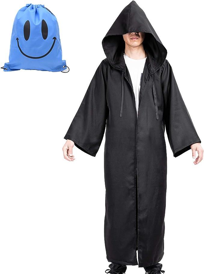 Myir Capa con Capucha de Halloween para Hombre, Disfraz de ...