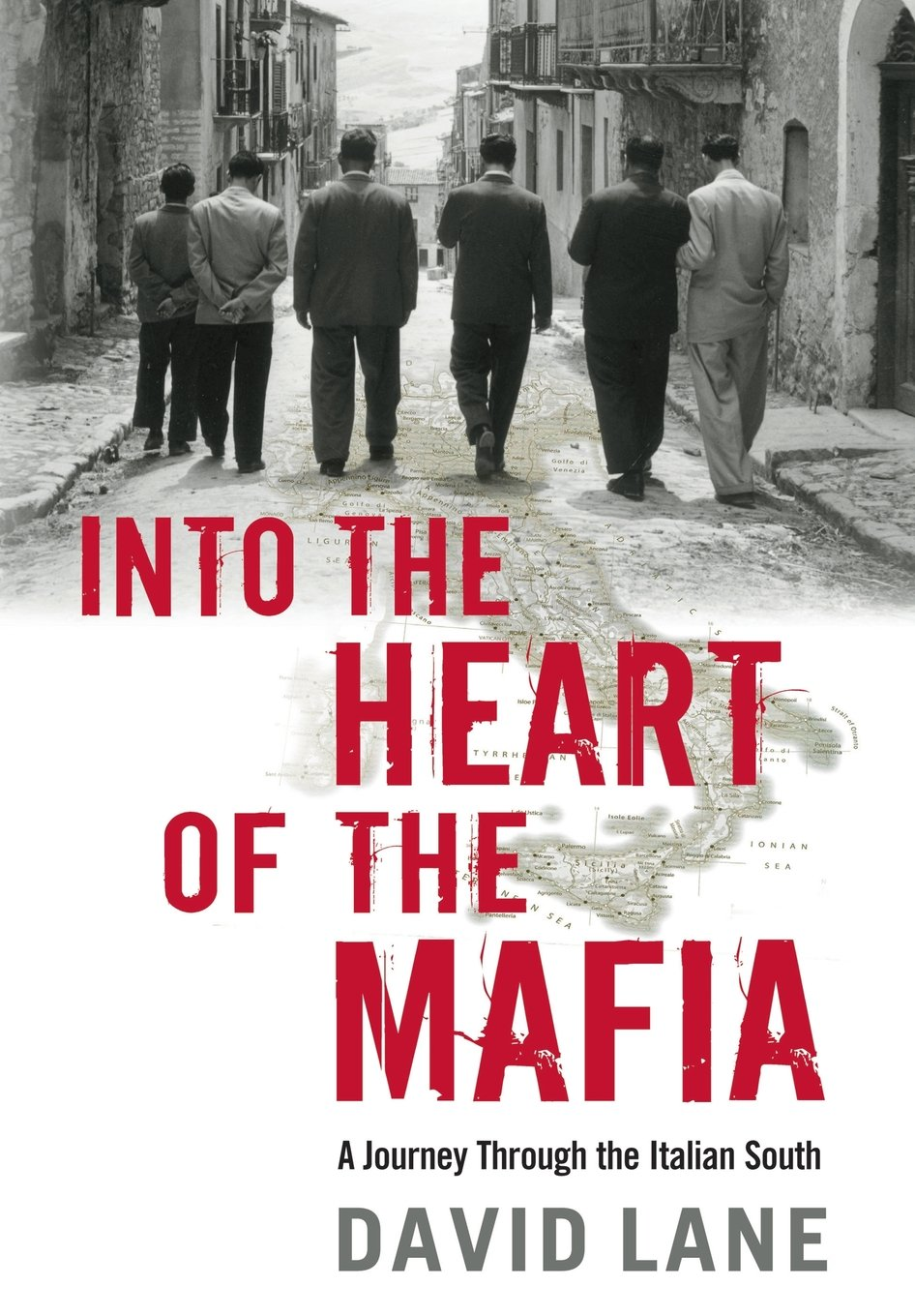 Into The Heart Of The Mafia: A Journey Through The Italian South: David  Lane: 9780312614348: Amazon: Books