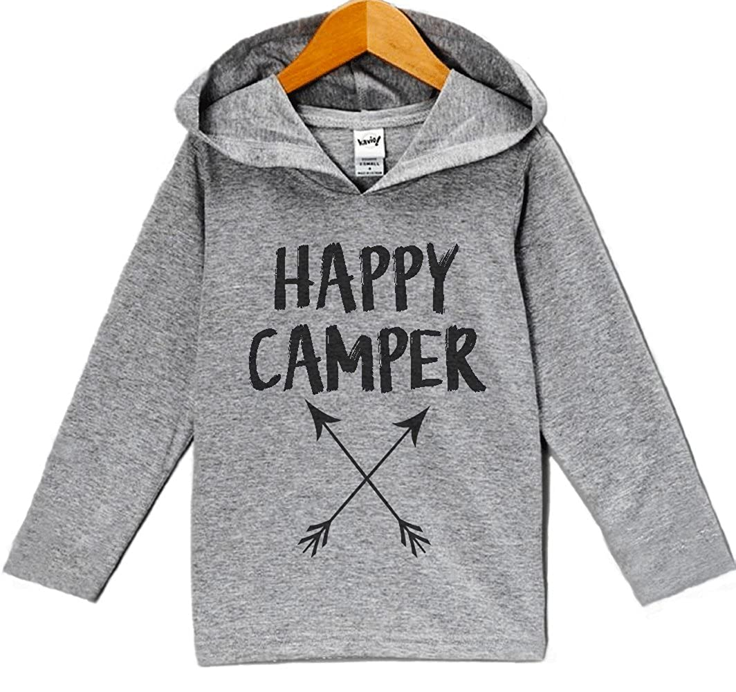 Custom Party Shop Kids Happy Camper Outdoors Onepiece