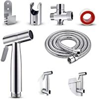 Spa Rinse Bidet Sprayer - Luxe personal bidet body sprayer set for feminine, tush or diaper wash. Muslim shattaf sprayer…