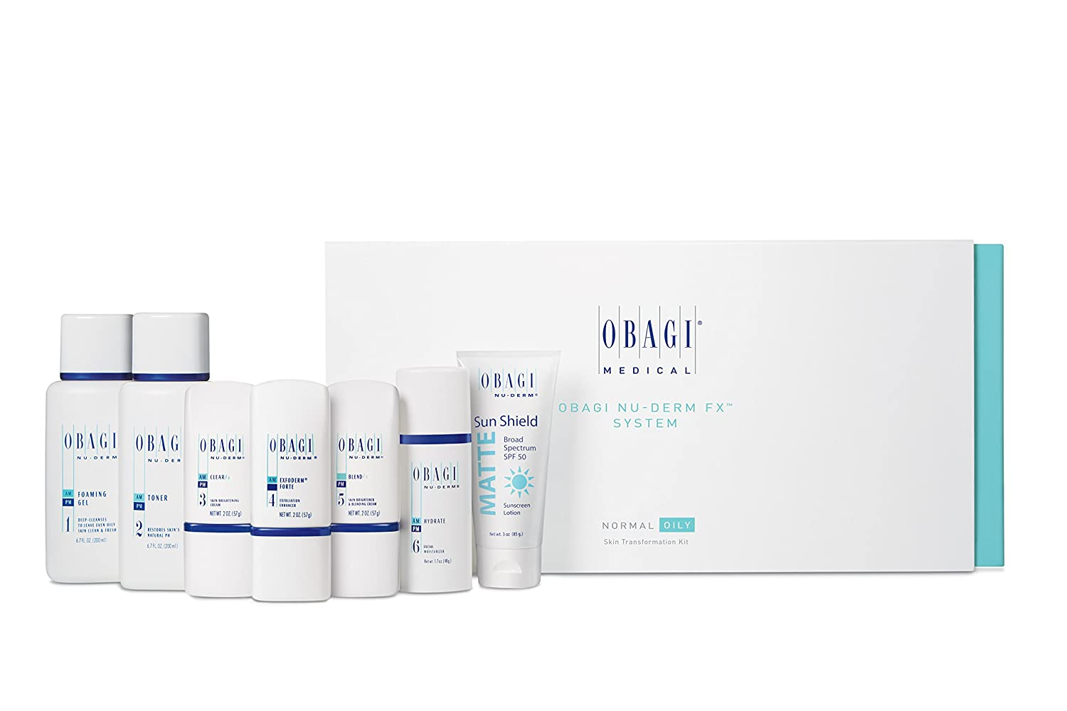 Obagi Nu-Derm Fx System Normal to Oily