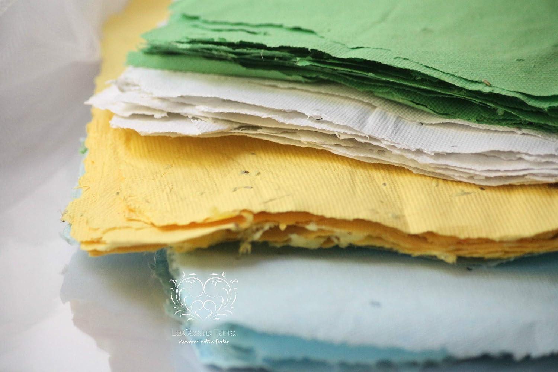 foglio di carta seminabile