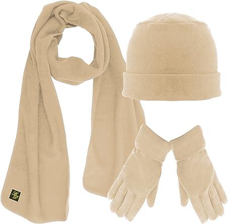 para Ni/ños One Size gorro y guantes Tama/ño del fabricante:/única Gris 001 Cerd/á Conjunto 2 Piezas PJ Masks Set de bufanda Gris